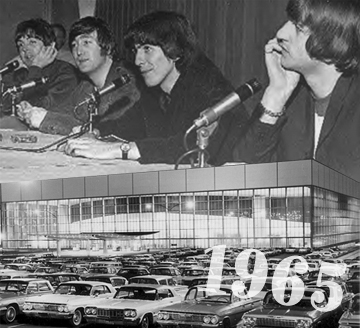 The Beatles In Portland, Oregon 1965