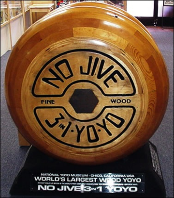 World's Largest Yo-Yo