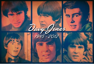 The Monkees Davy Jones