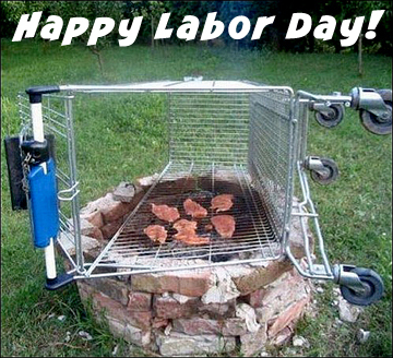 Labor Day BBQ
