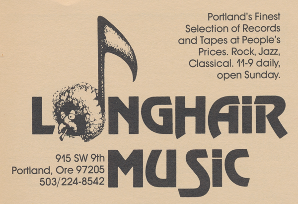 Longhair Music Portland Oregon