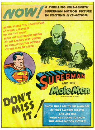 Superman & The Mole Men