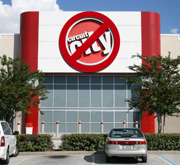 Circuit City Closing